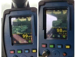 Police operation catches 24 speeders on M6 Toll in just 30 minutes