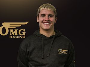 Kyle Ryde has signed for OMG Racing