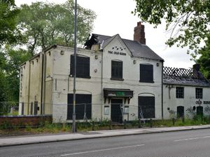 The former The Old Bush pub