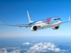 The Tui flight from Birmingham was heavier than stated