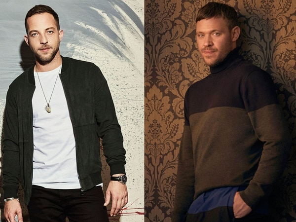 Forest Live: James Morrison and Will Young to play co-headline set at Cannock Chase