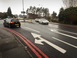 Safety pledge as £6.6 million spent on roads revamp in Walsall