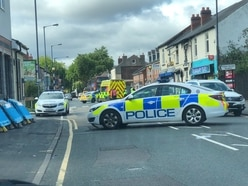 Walsall Road closed after motorcyclist injured in Willenhall crash