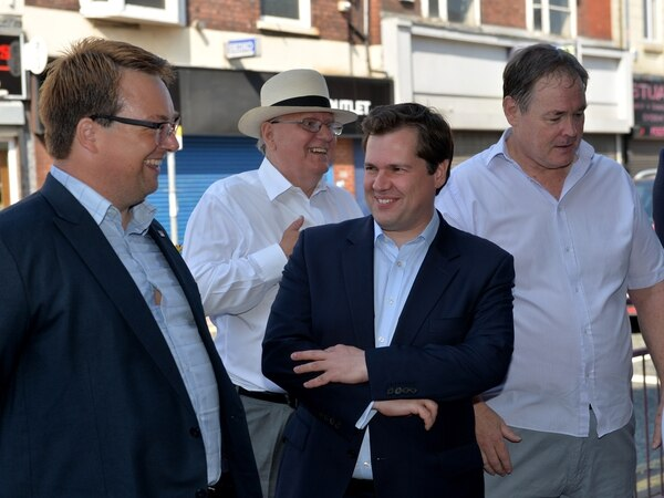Funding will help move Brierley Hill into 21st Century, MP says