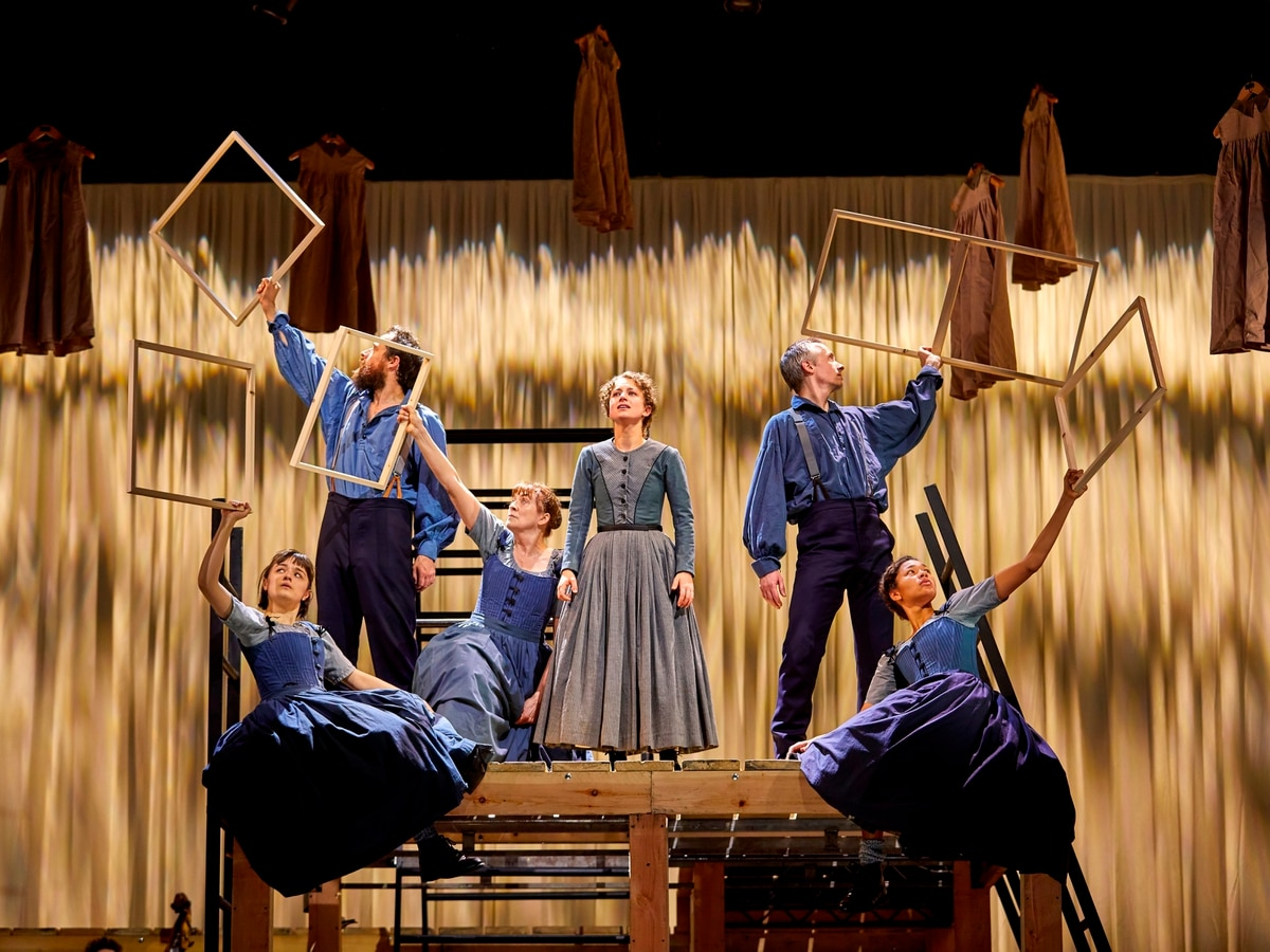 Jane Eyre Birmingham Rep Review And Pictures Express