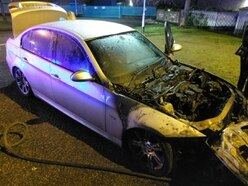 Car bursts into flames blocking West Bromwich road