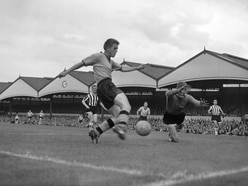 Wolves throwback: When the famous five went mad at Molineux