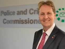 Staffordshire council tax hike to pay for police