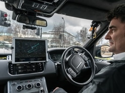 Jaguar Land Rover leading team developing cars that 'see' round corners