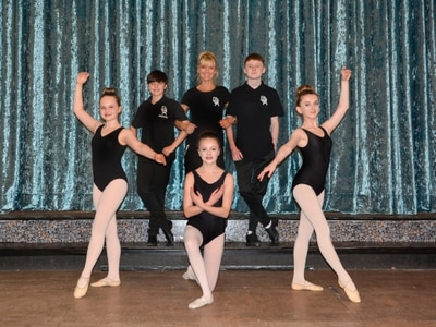 Young dancers nominated for top national awards