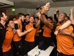 VIDEO: Watch Wolves squad celebrate promotion to the Premier League