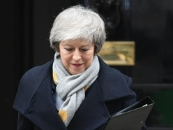 Theresa May heading for historic defeat in Brexit vote