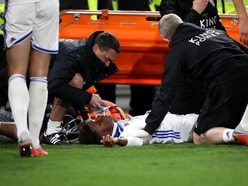 Marc Albrighton hopeful Demarai Gray's ankle injury is not too serious
