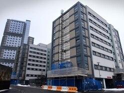 Cladding removal work progressing at Wolverhampton student blocks