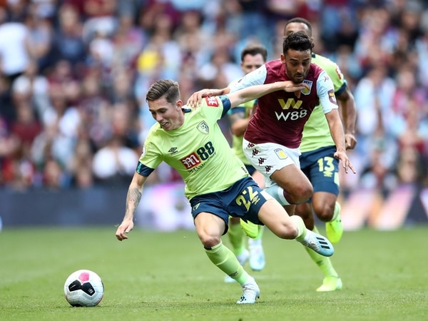 Aston Villa 1 Bournemouth 2 - Report and pictures