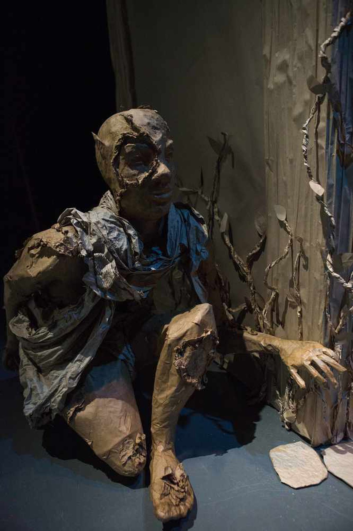 Caliban brings the Tempest to life