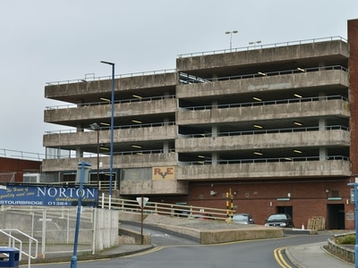 Ageing multi-storey shoppers car parks to be strengthened after inspection