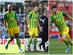 West Brom to allow Kieran Gibbs, Kenneth Zohore and Oliver Burke exits - reports