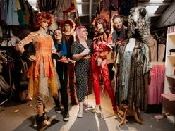 Wolverhampton designer takes on epic costume challenge for musical Cats