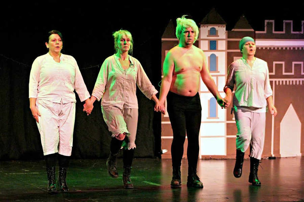 Fizzog Productions Presents: A Black Country Fairytale…Ay It! Grand Theatre, Wolverhampton - review with pics