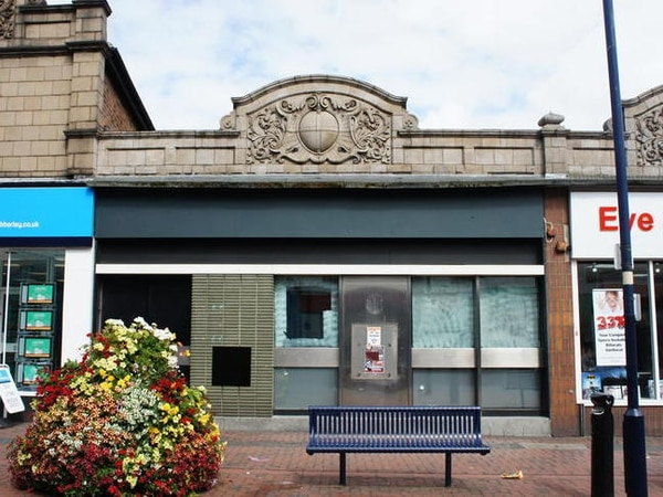 Two former banks to go under the hammer
