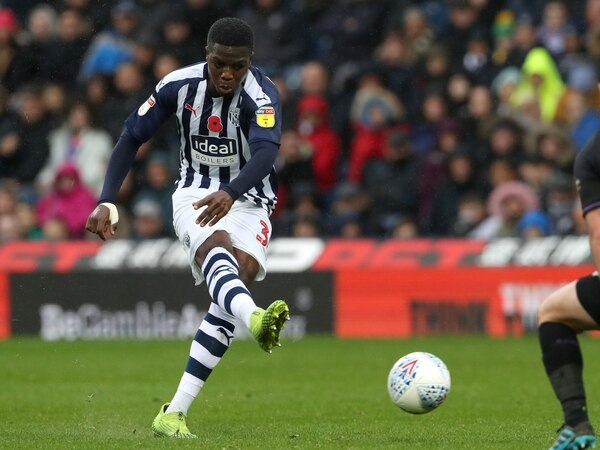 West Brom ready to cash in on Nathan Ferguson if new deal isn't agreed
