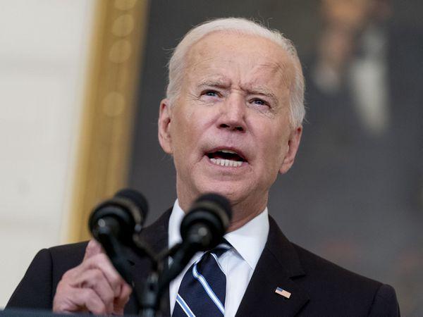 Joe Biden - doing his best