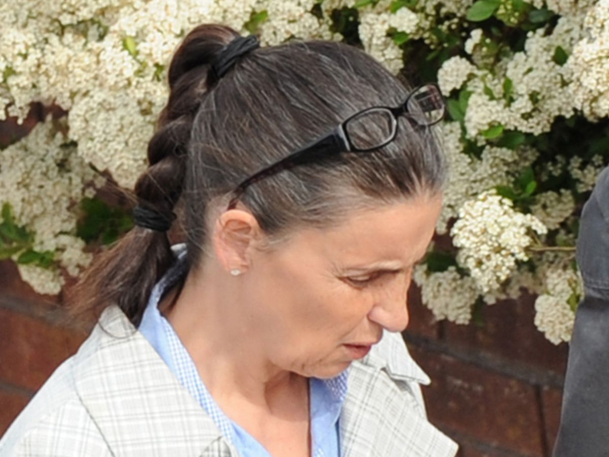 Michelle Hollingsworth is accused of defrauding the school she was headteacher of