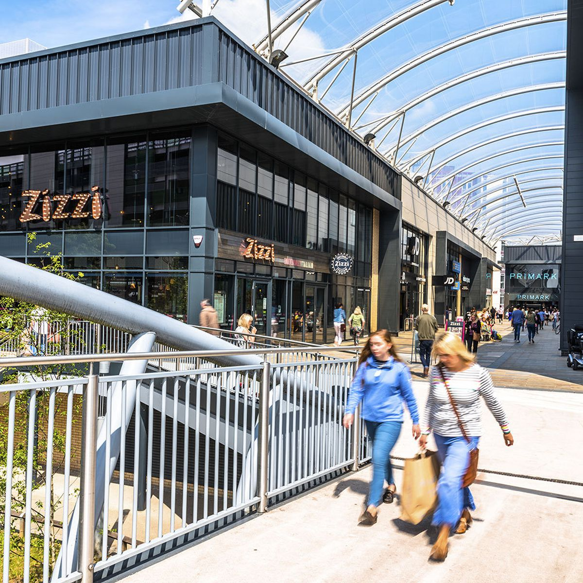 Stafford is showing how shopping destinations can adapt