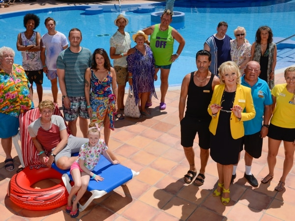 Benidorm: Sitcom creator Derren Litten on working hard, playing harder and bringing the show to the stage