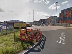 Green light for railhead at logistics depot