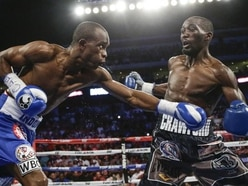 Terence Crawford becomes undisputed world champion as Dillian Whyte also wins