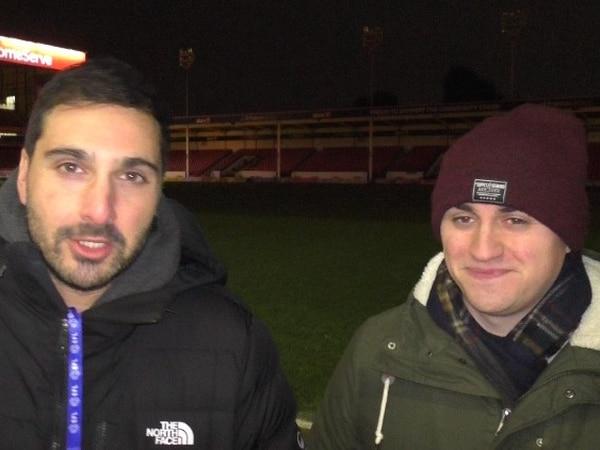 Walsall 1 Macclesfield 1 - Liam Keen and Nathan Judah analysis - WATCH