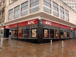 KFC closes Wolverhampton restaurant in city centre blow