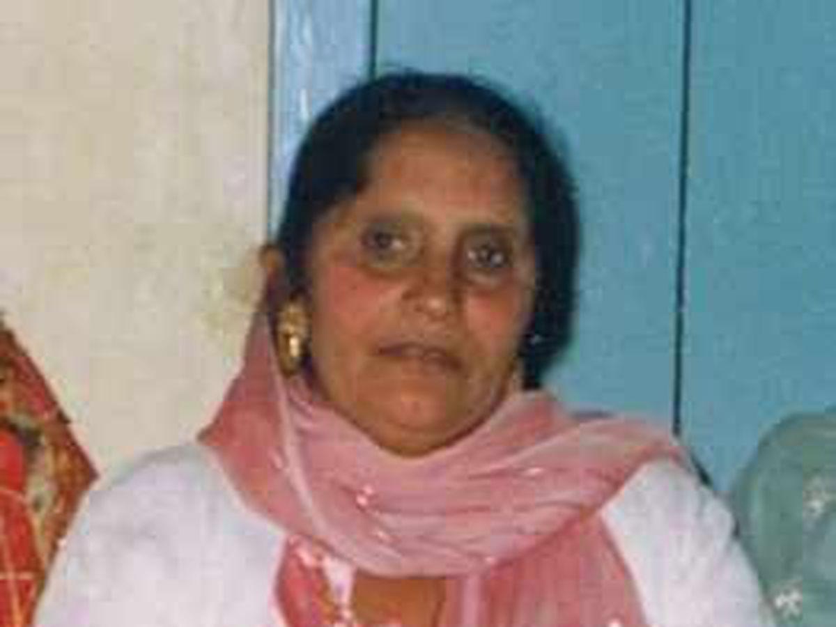 Victim – Kishni Mahay was hit by the car