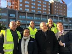 MP's call for government to release money needed for Midland Met Hospital