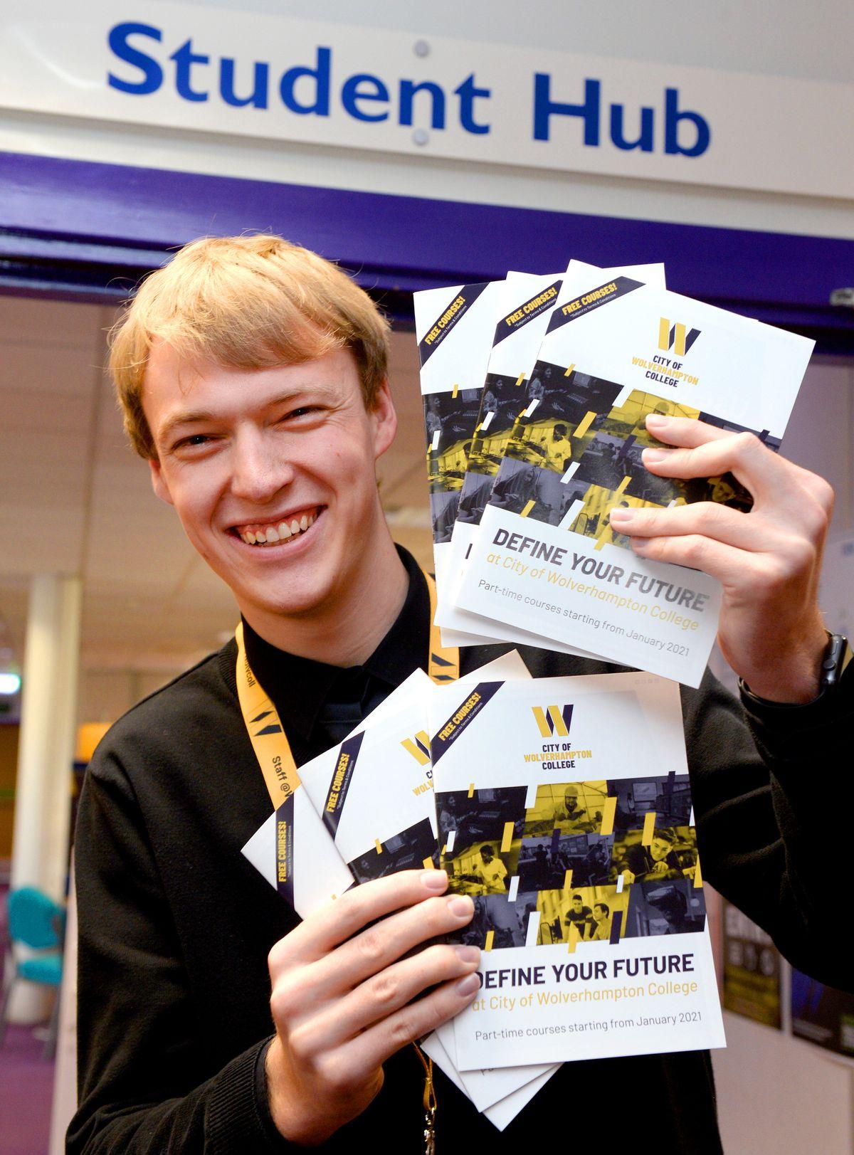 Bradley Hughes, aged 21