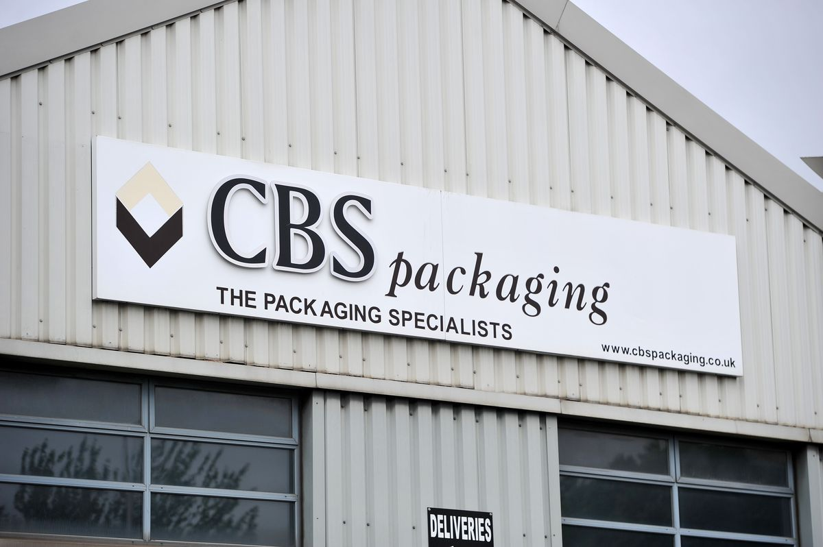 CBS Packaging in West Bromwich