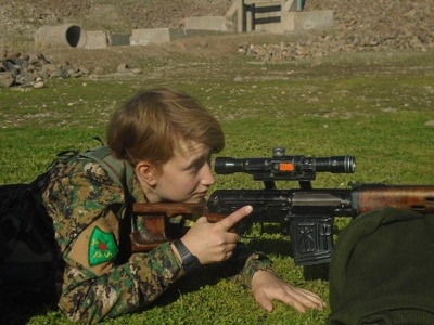 British woman killed while fighting in Syria was 'fearless and noble'
