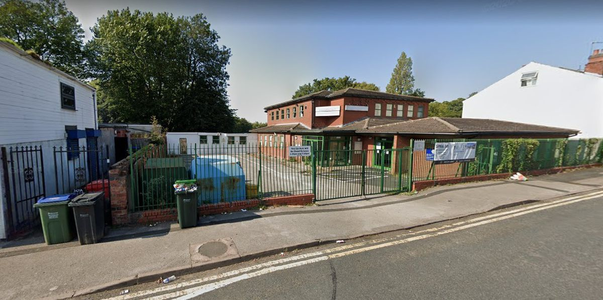 The former Pakistani Community Centre in Corbett Street, Smethwick. Photo: Google Maps