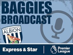 Baggies Broadcast - Episode 24: Albion giving Moore for the cause...