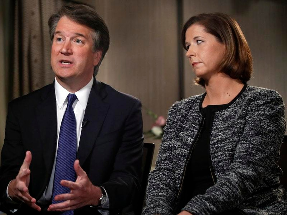 Second Kavanaugh accuser says she would testify at Senate hearing