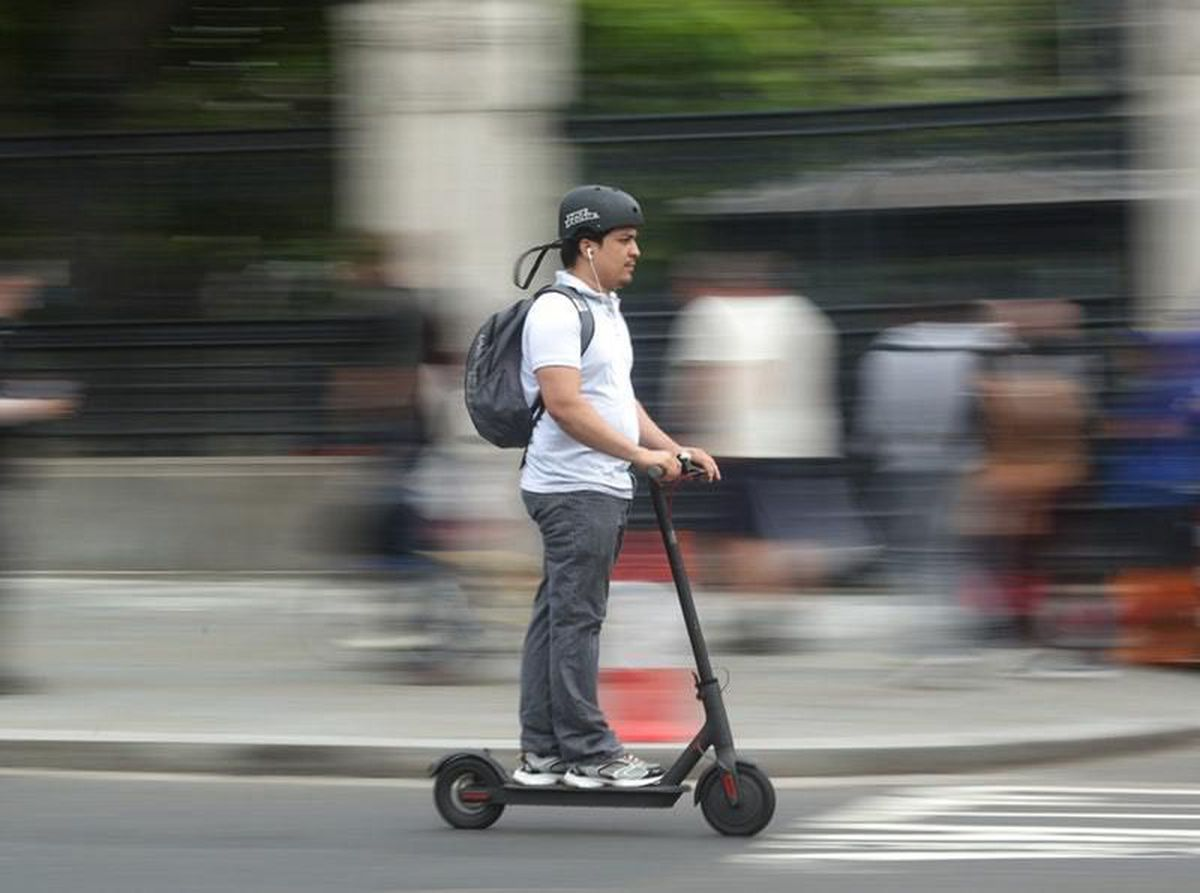 E-scooters could soon be made to play a sound effect