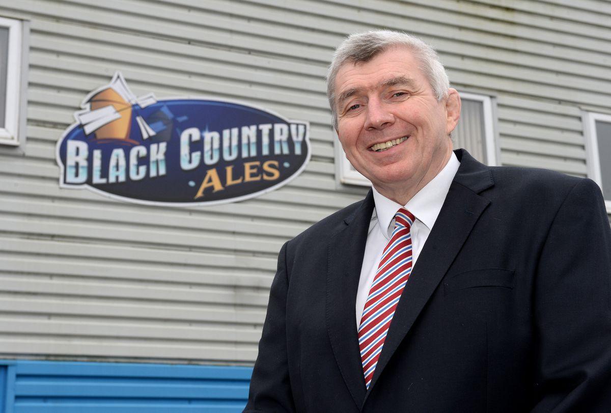 Black Country Ales MD Angus McMeeking