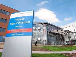 Walsall Manor Hospital ward closed for a week after norovirus outbreak