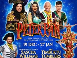 Meera Syal and Jimmy Osmond to star in Peter Pan at Birmingham Hippodrome