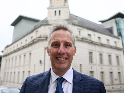 Ian Paisley complains to police over allegations electoral law was broken