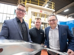 Sales milestone delivers a 10-year birthday present for Worcester Presses