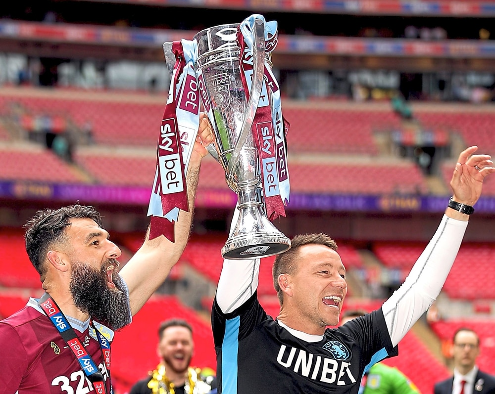 John Terry: Aston Villa won't just make up the numbers in the Premier League