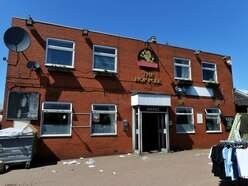 Demolition starting for Bilston's Hop Pole pub as part of market revamp